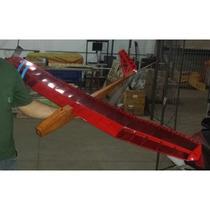Kit Planador Ezwing 160 Elétrico Para Montar