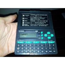 Agenda Eletrônica Casio Modelo Data Bank Dc-2000 130