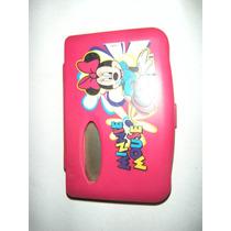 Agenda Eletrônica Da Minnie Tec Toy.