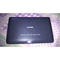 Agenda Digital Casio - Sf- 3300a - 32kb - No Estado!