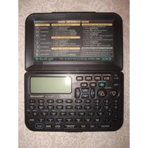 Agenda Eletrônica Sharp El6490