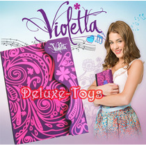 Diario Agenda Violetta Original Disney - Novo!!!