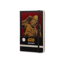 Agenda 2016 Moleskine 12m Ed Lim Star Wars Diária Grande