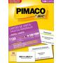 Cartao De Visita Personal Cards 7188 100fl Pimaco