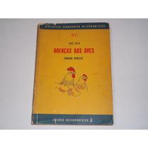 Livro Tecnico Agropecuaria Doença Das Aves De Jose Reis