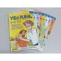 Coleção Revistas Agricultor Familiar Vida Rural Ziraldo