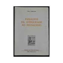 Livro Linhagens Do Estado Absolutista Perry Anderson