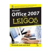 Livro Office 2007 Para Leigos Wallace Wang