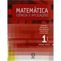 Livro Matemática Ciência E Aplicações Vol. 1 Gelson Iezzi