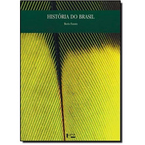 Livro História Do Brasil Boris Fausto