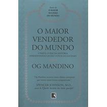 Livro O Maior Vendedor Do Mundo Vol.2 Og Mandino
