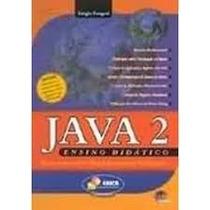 Livro Java 2 Ensino Didático Sérgio Furgeri