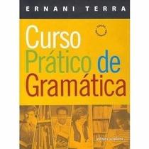 Livro Curso Prático De Gramática Ernani Terra