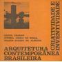 Livro Arquitetura Contemporânea Brasileira Daniel Chazan