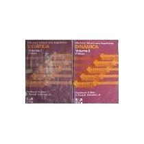 Livro Mecânica Vetorial Para Engenheiros 2 Vols Ferdinand
