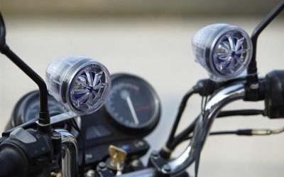 Som de Moto Alarme de Moto Caixa Som Mp3