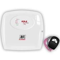 Jfl Ecr 8 Plus Central De Choque E Alarme- 1 Setor De Alarme