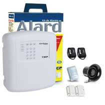Kit Alarme Residencial E Comercial Kit Alard Max 1+ Controle