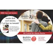 Kit Alarme Residencial Gsm Baziza