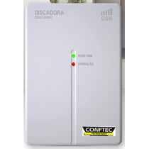 Discadora Celular Gsm Quad Band Alarme/cerca Aquicompras