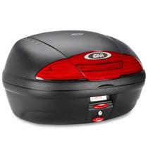Bauleto Givi E450n Simply 45litros Monolock C/lente Vermelha