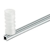 Haste P/ Cerca Elétrica 75 Cm Em Alumínio Com 04 Isoladores
