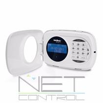 Xat 2000 Lcd Teclado P Central Alarme Monitorada Intelbras