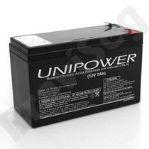Bateria 12 Volts 7 Amperes Para Alarmes