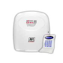 Central De Alarme Monitorada Active 20 Gprs Jfl
