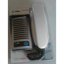 Interfone Hdl F8 Nt - Porteiro Eletrônico Modelo Out .2014