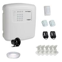 Alarme Residencial S/ Fio 3 Sensores Disc. Iso 9001 Ecp