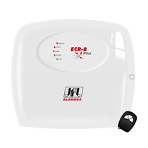 Eletrificador / Central Choque Ecr8 Plus + 1 Controle Remoto