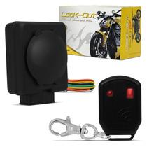 Alarme Moto Sensor Presença Look-out Universal R15 Plus