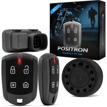 Alarme Moto Positron Duoblock 2010 11 Motocicleta Universal