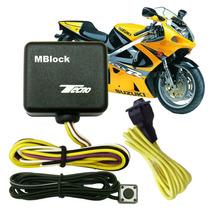 Bloqueador Moto Carro Anti Furto Cadeado Eletrônico