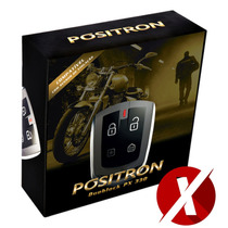 Alarme Duoblock Px G7 Positron Moto Anti Assalto - Universal