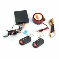 Alarme Moto Bloqueador Partida Elétrica Liga Com Controle