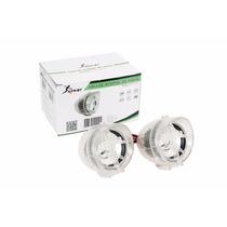3 Alarmes Caixa De Som Mp3 Usb Rádio Fm Segurança P/ Moto