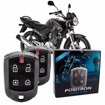 Alarme Positron Duoblock Fx G6 Ybr Factor 125 Promoçao