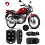 Alarme Moto Duoblock Fx G7 330 Honda Cg Titan 150 Até 2008