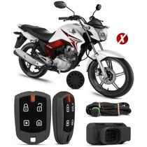 Alarme Honda Cg Titan 150 Positron Fx G7 2014 + Frete Gratis