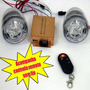 Alarme Caixa De Som Mp3 Usb Rádio Fm Segurança P/ Moto
