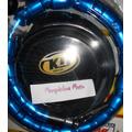 A20710 Trava Anti Furto Cadeado Moto Portao 22 X 1.0 Mts.