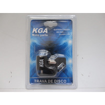 Trava De Disco Anti Furto Kga Preta Kga-2701 Preta 20022