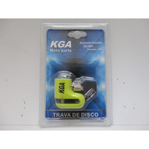 Trava De Disco Anti Furto Kga Verde Kga-2701 Verde 20024