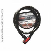 Trava Articulada Anti Furto Cadeado Max 230 Med. 22 X 1500mm
