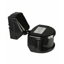 Sensor De Presença Frontal Uso Externo 180º Exatron