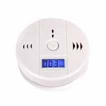 Detector Sensor Alarme Fumaça Incêndio Casa - Pronta Entrega