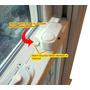Kit Com 30 Alarme Sensor Magnético S/fio Portas Janelas
