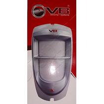 Sensor Alarme Infra Passivo Externo 40 Kg Dg85 Com Suporte